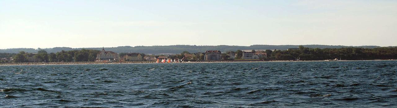Tauchbasis Baltic Kühlungsborn West Strand